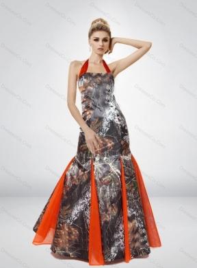 camoprint prom dresses